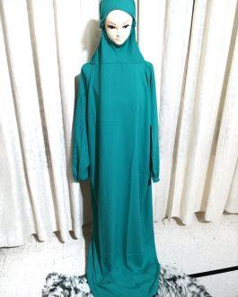 ثوب صلاة زمردي